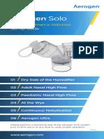 Aerogen Solo Set Up Guide 2015