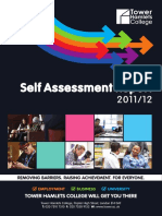 Tower Hamlets College Self Assessment Report 2011 2012