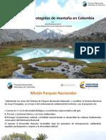 Julia Miranda Parques Nacionales