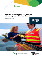 What You Need to Know About Your Drive Test
