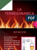 leyes termicas