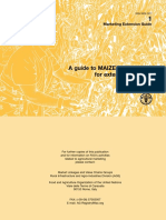 A guide to maize marketing