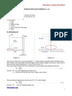 laporan praktek uji fisika