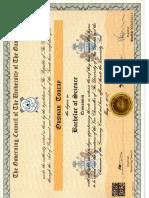 bsc economics certificate  utg