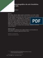 Revisâo Historiográfica Da Arte Brasileira Do Séc. XIX