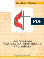 2.6.1 as Marcas Basicas Da Identidade Metodista