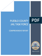 Pueblo County Jail Task Force 2017 Comprehensive Report