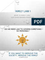 First Unit_family Law i