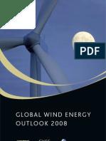 Global Wind Energy Report 2008