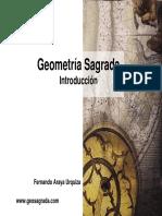 Geometria Sagrada Uno
