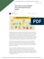 12 Sites Para Criar Os Seus Próprios Infográficos e Dar Show Em Suas Apresentações _ Ligia Nilcen _ Pulse _ LinkedIn