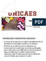 Calse Nutricion Medicina