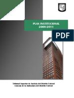 PlanInstitucional2008-2011