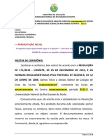 ROTEIRO - Colaoção de Grau Atual