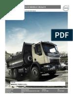 Minergy Peru E_i_r_l_ Volvo Vm 6x4 r 2018 Euro 5 (01 Unidad)