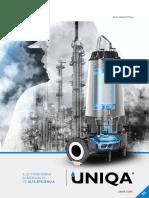 Zenit Uniqa Series Electric Submersible Pumps Catalogue Es