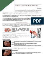 11. Medicina Nuclear Cardiovascular de Perfusión