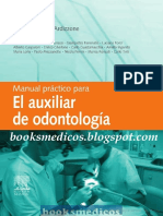 Manual para Auxiliar Dental