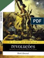O livro der Ouro das Revoluções - capa