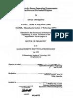 Development of a Steam Generating Dynamo Meter