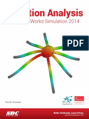 Sw1 Vibration Analysis With Solidworks Simulation 2014 Pdf