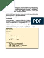 Recursividad C++