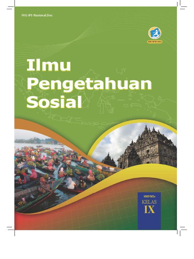Buku Siswa Ips Ix Rev 2018 Fkg Ips Nasional