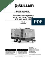 Sullair 900RH User Manual 1050
