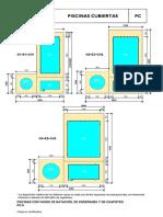 Pc7a Piscinas Con Vasos Natacion y Fosos de Salto