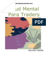 Salud Mental Para Traders - Norman Hallett
