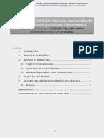 A CIENTÍFICA - quadro resumo para auxiliar a definição da pergunta de pesquisa