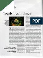 Tourismes Intimes - JD Urbain - GEO