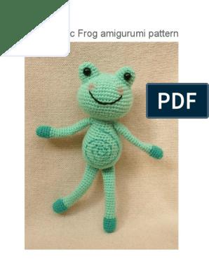 POLAR XL como agrandarlo Amigurumi Tutorial Crochet - YouTube | 396x298