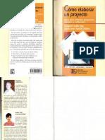 Como Elaborar Un Proyecto 2005 Ed.18 Ander Egg Ezequiel y Aguilar Idáñez MJ.pdf