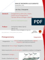 Generalidades fotogrametría
