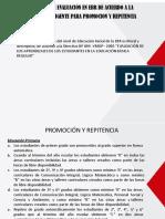 PROMOCION Y REPITENCIA.pptx