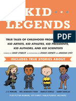 Kid Legends Sampler
