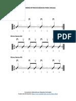 19 PATRONES RITMICOS BASICOS PARA UKELELE.pdf