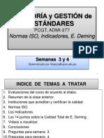 estandares ISO