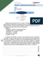 Resumo 2343960 Tereza Cavalcanti 39350070 Texto 2017 Aula 16 Coesao Sequencial Emprego de Conectores