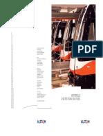Brochure - Rolling Stock - Metropolis Metro - English