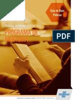 Prática de Ensino - Programa de Mentoria
