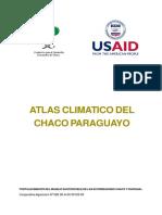 Atlas Climático Del Chaco