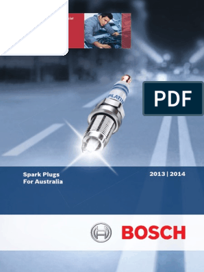 6x Peugeot 406 3.0 24V Genuine Bosch Super Plus Spark Plugs