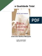 Bíblia e Qualidade Total - José dos Santos Marques.doc