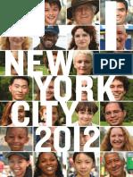 2012 OG New York Candidature File - Vol 1
