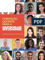 Formacao Docente Para a Diversidade 2018