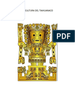 La Cultura Del Tiahuanaco