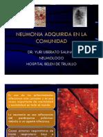 Neumonia Adquirida en La Comunidad 2017