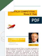 Ventaja Competitiva Michael Porter